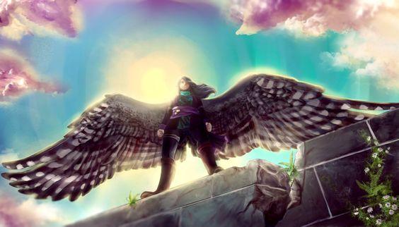 SB: Skyborne by Blue-Hearts on DeviantArt