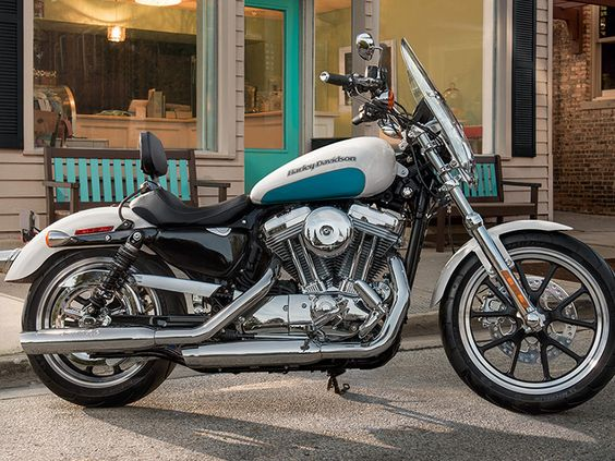 2016 Harley-Davidson® Sportster® SuperLow® available for sale now at Harley-Davidson of Montgomery in Alabama! H-DMontgomery.com