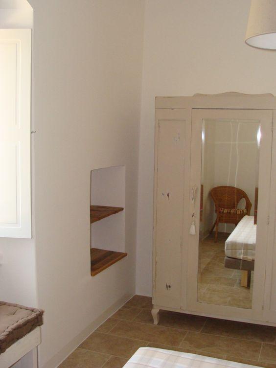 Appartamento bignonia - camera da letto
