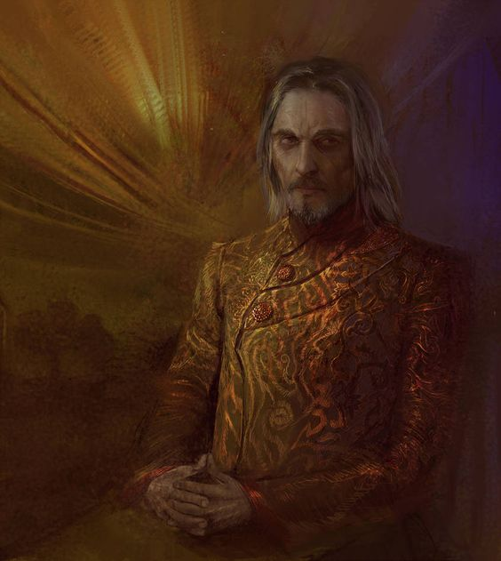Doran Martell by BellaBergolts