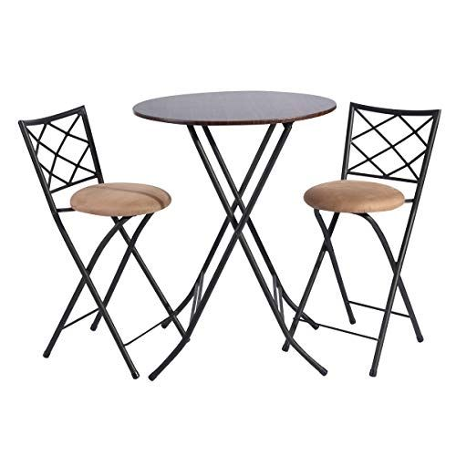 Special Offers Framodo 3 Piece Folding Counter Height Pub Dining