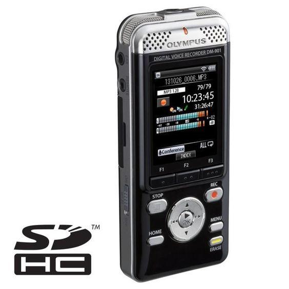 134.92 € ❤ Le meilleur enregistreur #vocal numérique, #OLYMPUS DM901 #Dictaphone ➡ https://ad.zanox.com/ppc/?28290640C84663587&ulp=[[http://www.cdiscount.com/high-tech/radios-reveils-dictaphones/olympus-dm901-dictaphone/f-10630-olympdm901.html?refer=zanoxpb&cid=affil&cm_mmc=zanoxpb-_-userid]]