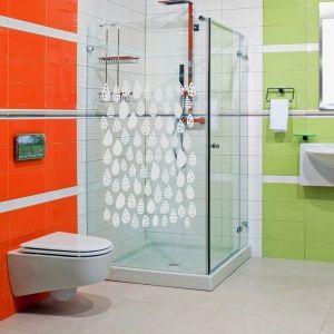 bathroom decal!