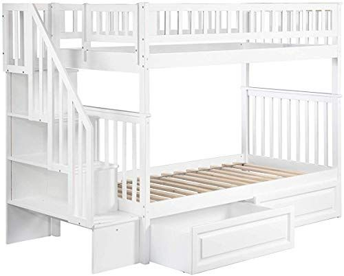 Amazing Offer On Atlantic Furniture Woodland Bed Twin Twin White Online Topusashoppingsites In 2020 Atlantic Furniture White Bedroom Furniture Woodland Bedding
