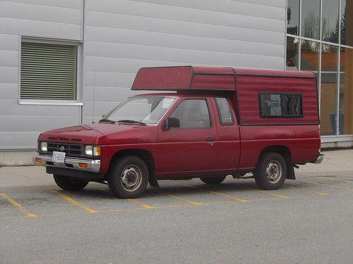 1991 Nissan D21 King Cab Pickup Hardbody Nissan Mini Trucks Cab