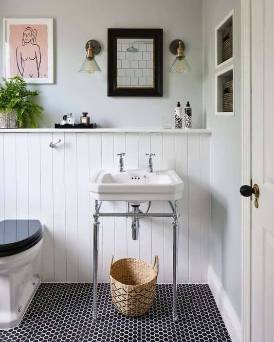 30 Ideas For Gorgeous Shower And Bathroom Tiles In 2020 Vintage