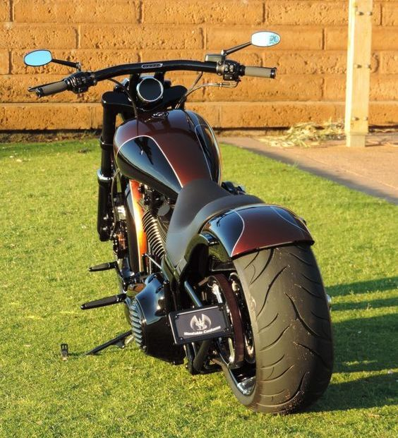 Harley Davidson Has Always Manufactured Bikes That Are Combination