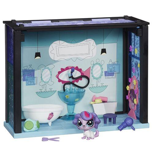 Littlest Pet Shop Spa Style Set : $7.49 + Free S/H (reg. $14.99)  http://www.mybargainbuddy.com/littlest-pet-shop-spa-style-set-7-49-free-sh