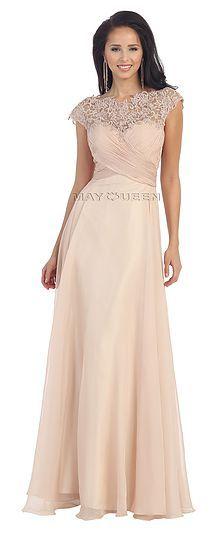 Modest Formal Dresses and Modest Prom Dresses  Formal  Pinterest ...