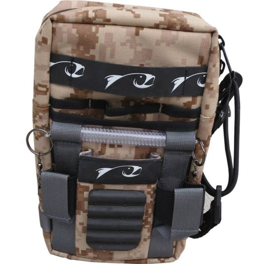 Rising Flask Pack Chest Pack - Fishwest.