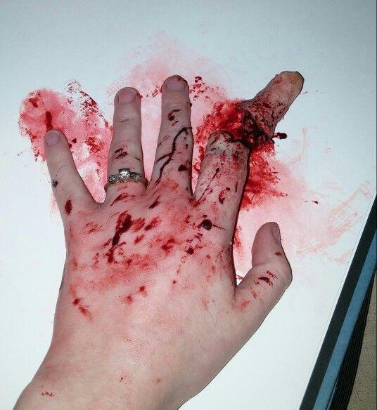 Halloween Fake Hand