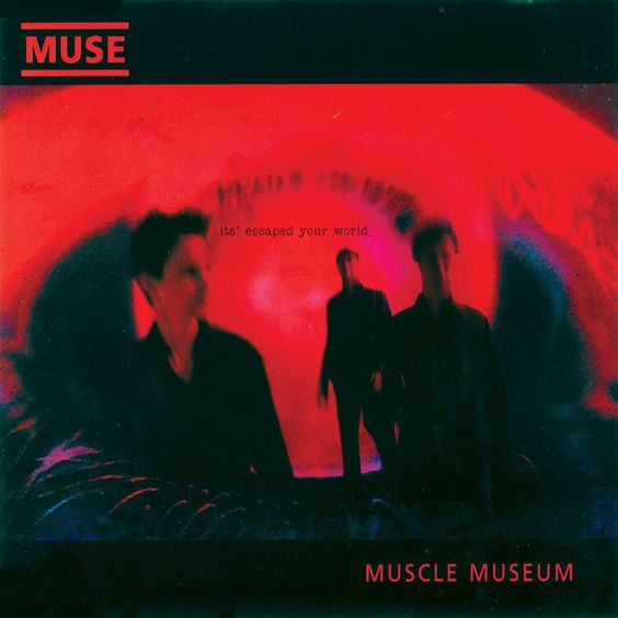 Muse – Muscle Museum (single cover art)