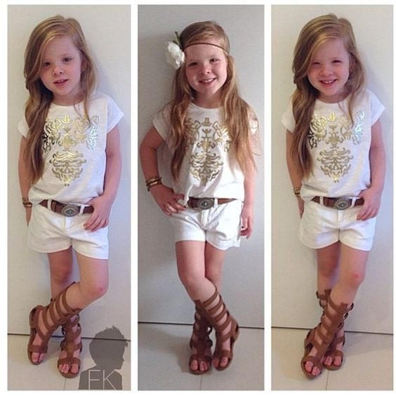 Cute little girl clothes!! Addie would absolutely flip out if I ...