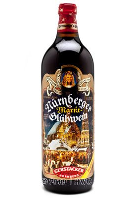 Gluhwein! I can not wait to get to have some next Christmas. I like mine with a shot of amaretto :)