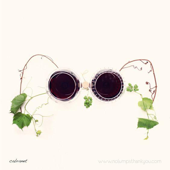 ca'bra'net (Cabernet wine + grape vines - art bra) ... Meg Spielman ... http://nolumpsthankyou.com/index2.php#/home/