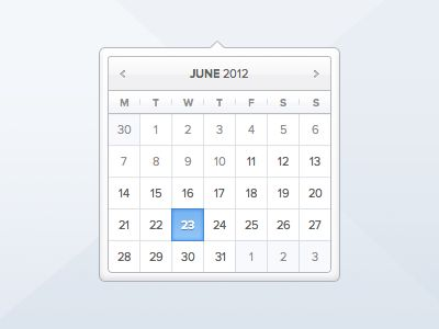 Calendar (.psd)