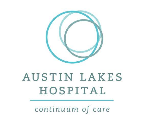 Logo Design For Austin Lakes Hospital Envision Our