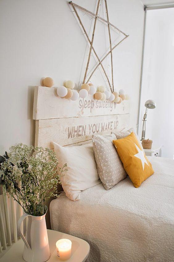 Cambio total de mi dormitorio con una funda de cojín MOSTAZA!: