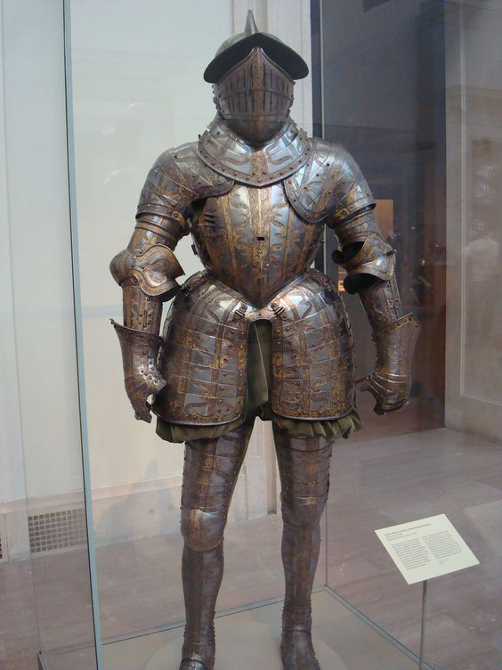 real medieval armor - Google Search   Knights   Pinterest ...