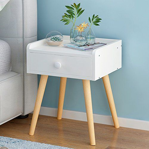 Ysnbm Bedside Storage Table Bedroom Sofa Simple Modern Bedside Table With Drawer Storage Modern Bedside Table Bedroom Storage Cabinets Bedside Table Storage