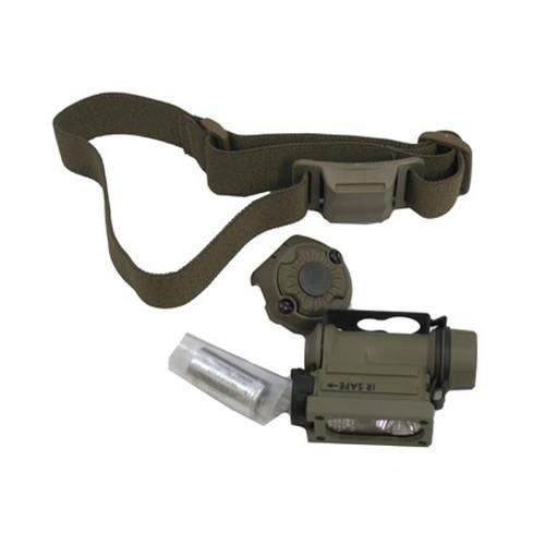 Sidewinder Compact II w/CR123A Battery - Light and Head Strap, Clam Pack Outdoor Store Sidewinder Compact II w/CR123A Battery – Light and Head Strap, Clam Pack Manufacture ID: 14512 The Sidewinder Compact II accepts multiple power sources: one CR123A lithium battery, one AA lithium battery or one AA alkaline battery to provide ultimate flexibility in the field. The same great features as the original Sidewinder Compact: lightweight…