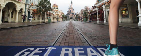 Disneyland Paris marathon