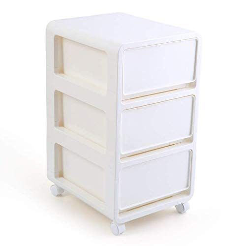 Runwei Wall Cabinet Sofa Side Cabinet Locker Multi Function Household Drawer Locker With Wheels Size A Bedroom Storage Organize Drawers Storage Drawers