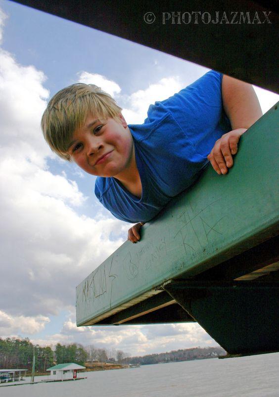 Cody from below  Duncan Bridge Marina,   Arley, Alabama