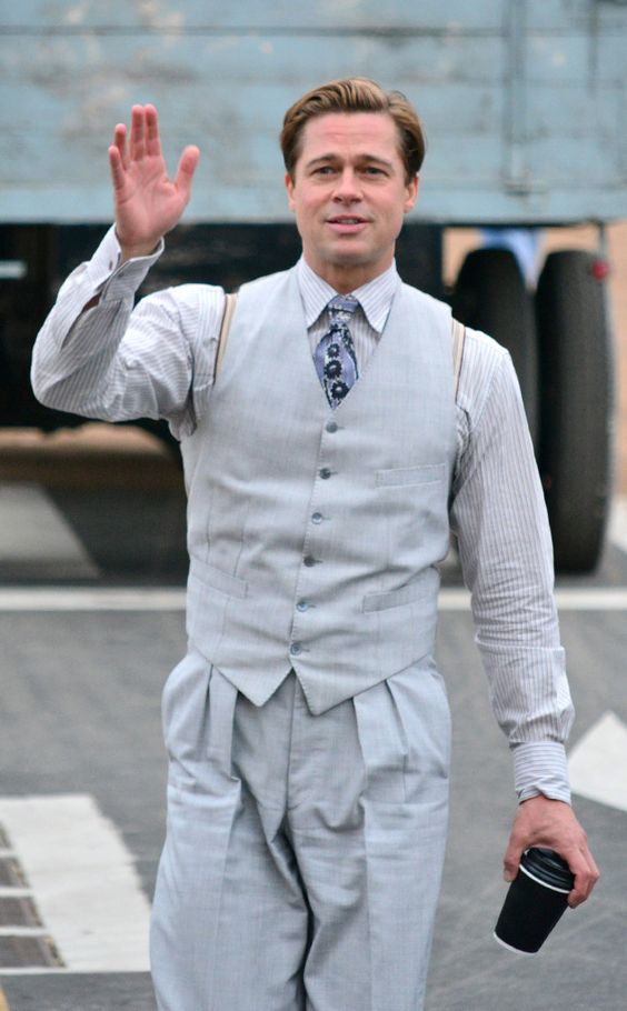 Brad Pitt from The Big Picture: Today's Hot Photos   Brad ...