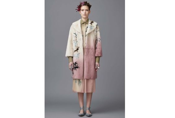 O pre-fall magnífico da Valentino » Harper's Bazaar