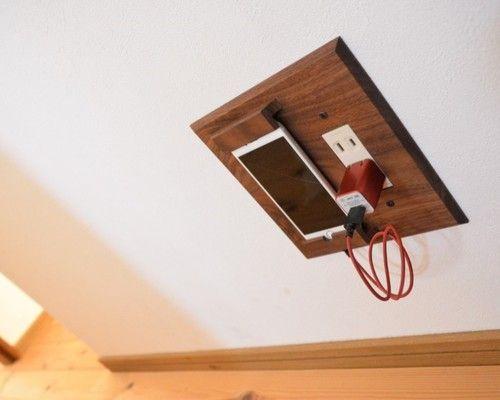 イラストのみ シンプルでオシャレな住宅用スイッチシール ステッカー