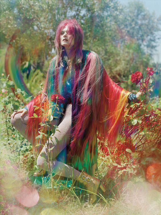 Like Dreamers Do - Vogue UK by Tim Walker