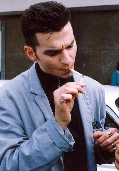 This Haircut Oh Depechemode Davegahan Depeche Mode Dave Gahan Dave