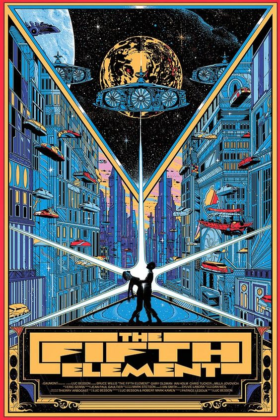 The Fifth Element by Kilian Eng