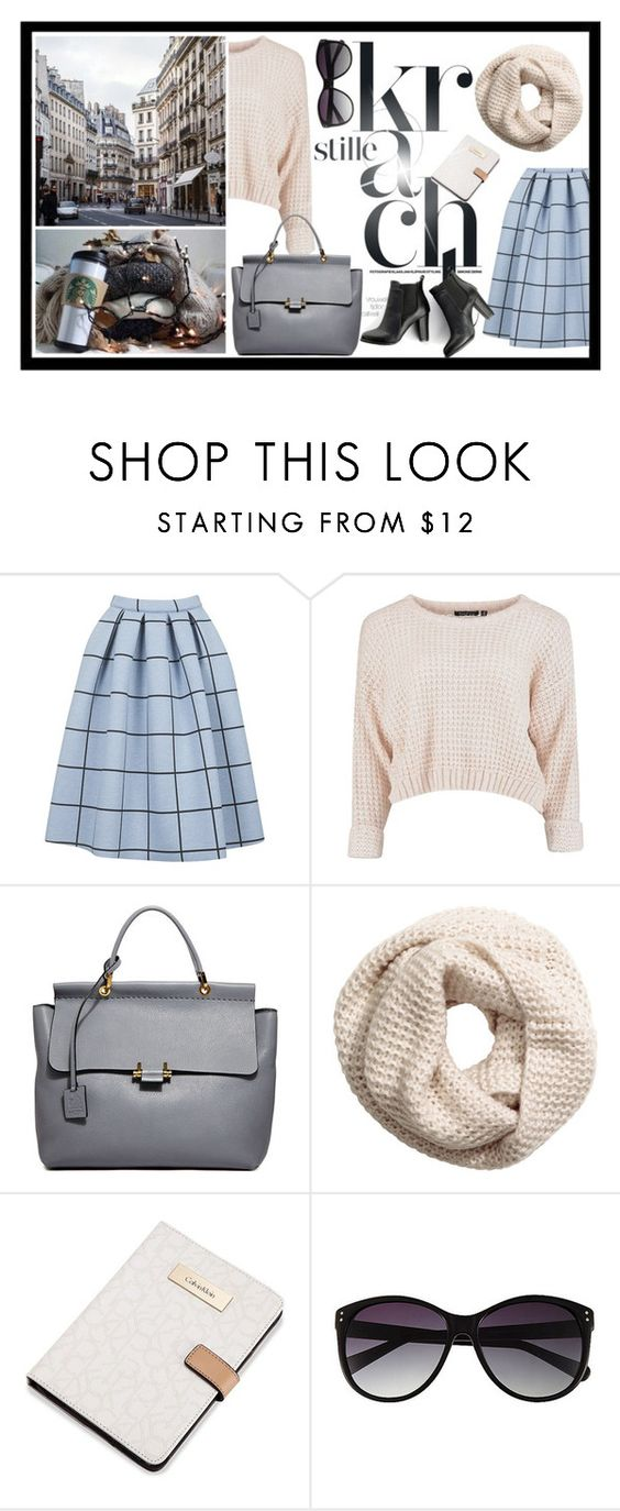"""Show Me Love"" by addictedtoblack1 ❤ liked on Polyvore featuring Topshop, Lanvin, H&M, Calvin Klein, Vince Camuto and SWEET MANGO"