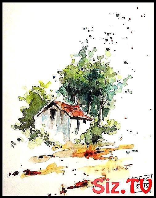 Izys Atelier Cours Et Stages Aquarelle Et Croquis Watercolor