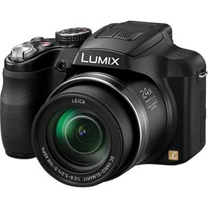Panasonic 16MP Lumix Digital Camera - Black. wishipro.blogspot.com: