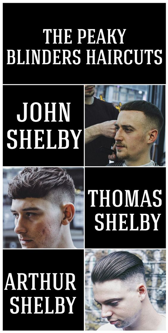 Hairstyles : The Peaky Blinders Hair Cuts & How To Style Them In 2016 – Regal Gentleman  #PeakyBlinders