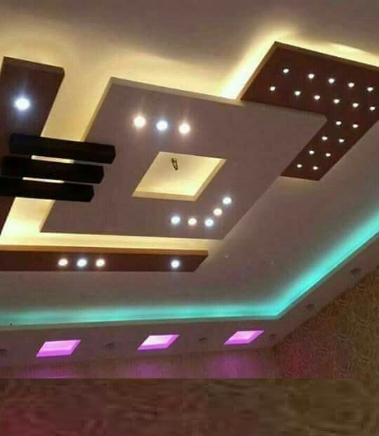 Modern Pop Designs For Living Room In 2020 Pop False Ceiling
