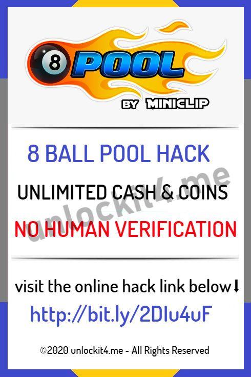 8 ball pool coins hack free download no survey no verification