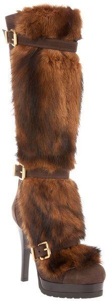 Flawless Fur Boots