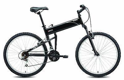 "2015 year Montague Brand SwissBike X50 18"" Folding Bike, Free Pedals"