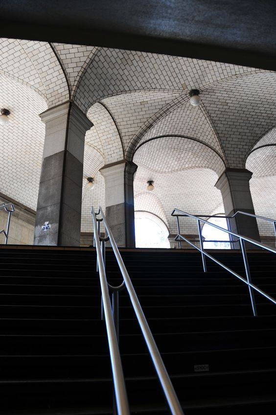 Brooklyn Bridge subway station
