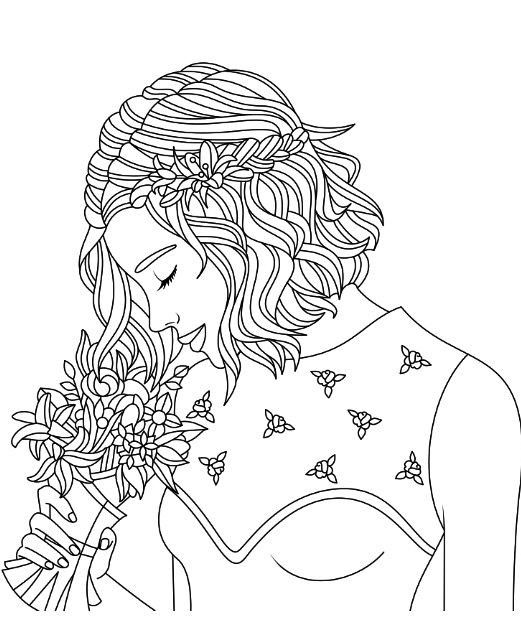 Omi_sengupta : I Will Draw Beautiful Coloring Book Page For Kids For $5 On  Fiverr.com In 2021 Coloring Pages, Coloring Pages For Girls, Coloring  Books