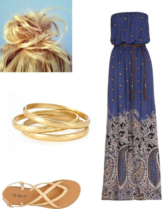 """""""Walk On The Beach"""" by dlinny ❤ liked on Polyvore"""