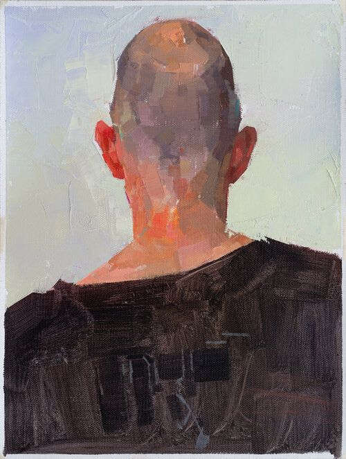 Our Painted Lives : painted, lives, Painted, Lives, Painting,, Portrait