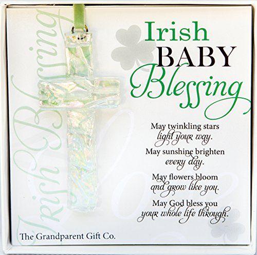 The Grandparent Gift Irish Baby Blessing Mosaic Handmade Https Www Amazon Com Dp B0764cp9kc Ref Cm Sw R Pi Irish Baby Baby Blessing Quotes Baby Blessing