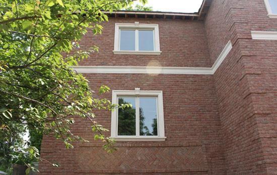 Concrete Surrounds Concrete Lintels Concrete Sills Stone Moldings I M Starting To Prefer Keystone Stone Exterior Houses Exterior Stone Concrete Lintels