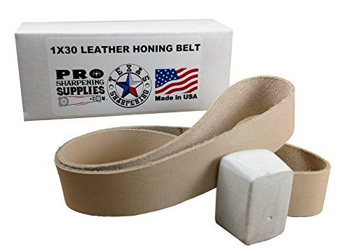 1 X30 Leather Honing Strop Belt Buffing Compound Inclu Https