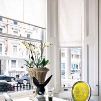 Inside a Provocative and Glam London Apartment